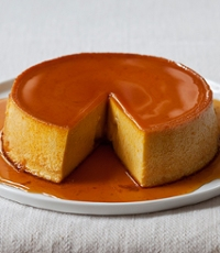 Roasted Calabaza Flan